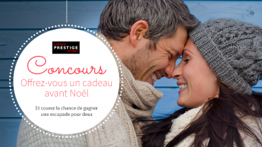 RÈGLEMENT OFFICIEL – CONCOURS – Offrez-vous un cadeau avant Noël