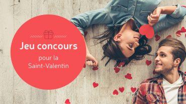 RÈGLEMENT OFFICIEL – CONCOURS – Offrez-vous une escapade romantique pour la Saint-Valentin
