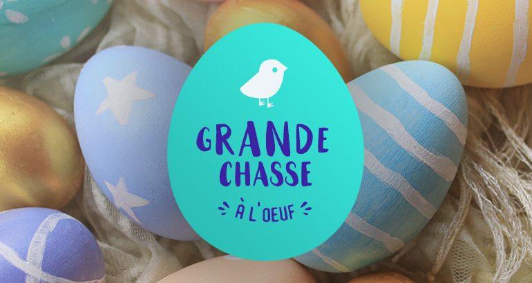 RÈGLEMENT OFFICIEL <br>Concours Chasse à l'œuf