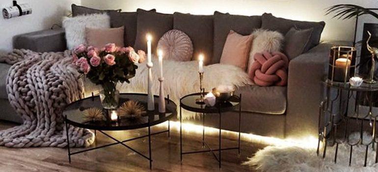 Un décor romantique <br> à faire craquer!