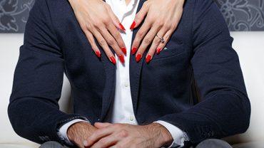 Comment réagir lorsqu'un nouveau partenaire nous propose des pratiques <br>fétichistes ou bizarres?