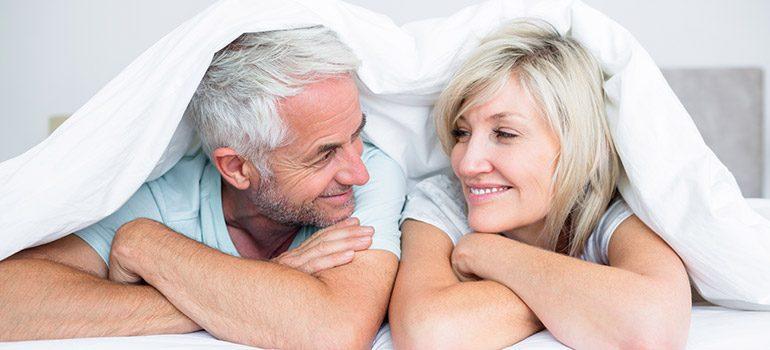 Avoir une sexualité épanouie après 50 ans: oui, c'est possible!